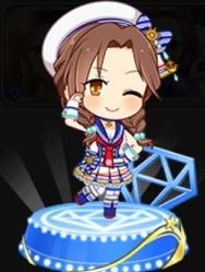 川島瑞樹SR