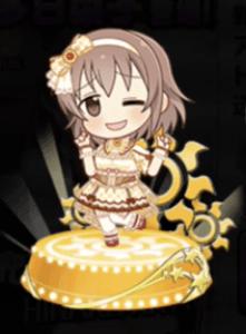 喜多日菜子SSR<お菓子なドリーミン>