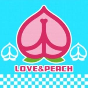 「LOVE & PEACH」