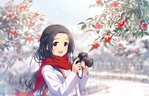 江上椿SSR<あるがまま咲く花>