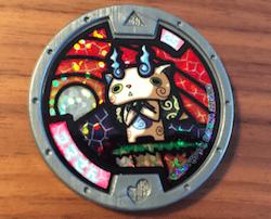 妖怪メダル第1章復刻版