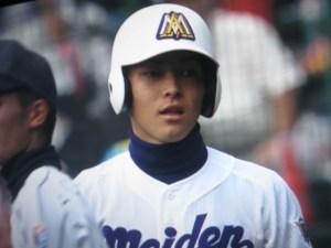高校野球 甲子園 イケメン 2014 中野良紀