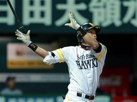 プロ野球 トリプルスリー 2015年 達成者 予想 柳田悠岐