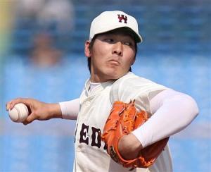 プロ野球 2015年 即戦力候補 活躍する ルーキー 新人王候補  有原航平