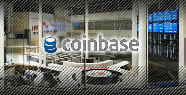 10憶ドルの収益を記録したCoinbaseが上場へ?
