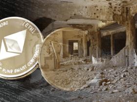 仮想通貨「イーサリアム」がシリアの難民を救う?