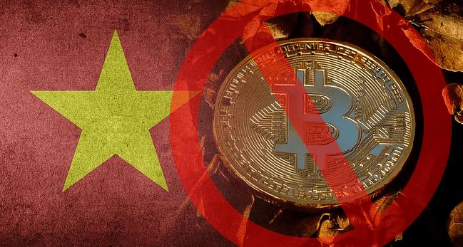 オンライン商業の取引で仮想通貨使用禁止!ベトナムのハノイ当局が発表
