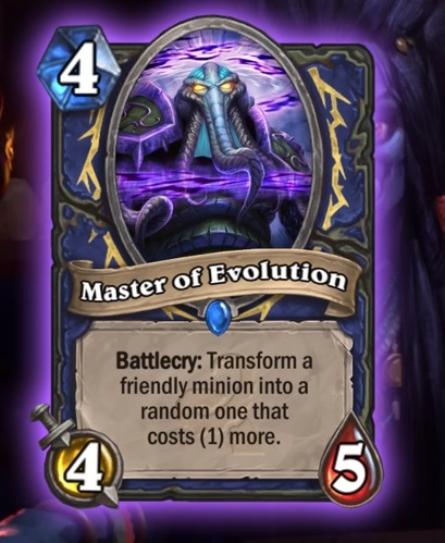masterofevolution