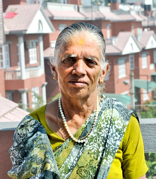 narayan wagle mother - passed away in 2012