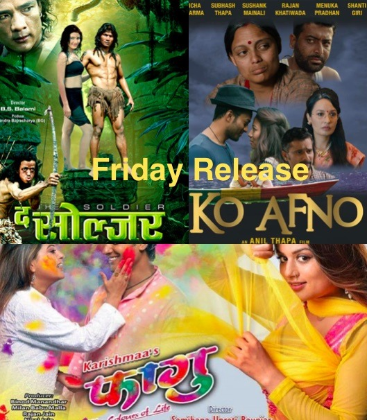 Latest Nepali Song Download On 320kbs: Fagu, Ko Afno And Soldier » Nepali Movies