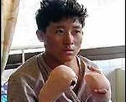 youngest climber Temba Tseri