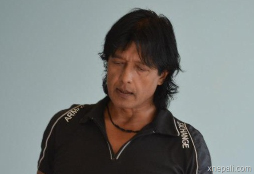 Rajesh Hamal in us