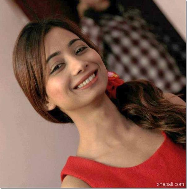 binita_baral_unknown movie_teaser smile