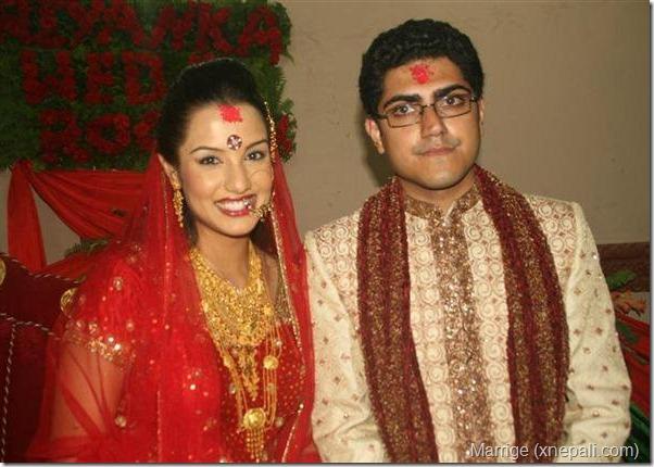 priyanka karki and rochak marriage