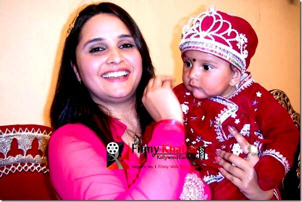 Sanchita Luitel's daughter's pasni, father Nikhil didn't ...