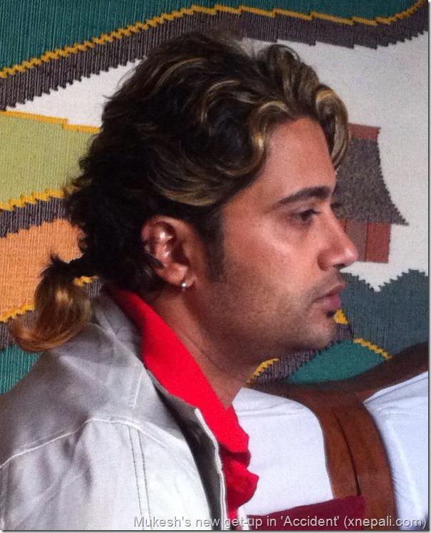 mukesh dhakal in accident