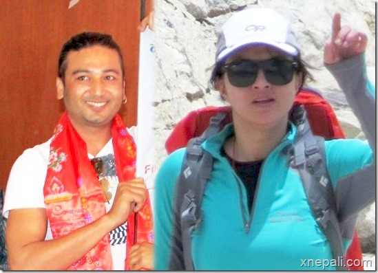 arjun karki and nish adhikari