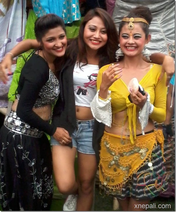 sushma karki and others dharan film festival