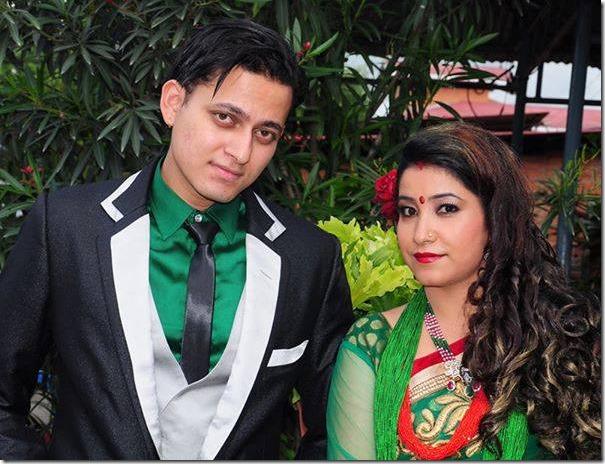 sraj Garach sanjana mishra married