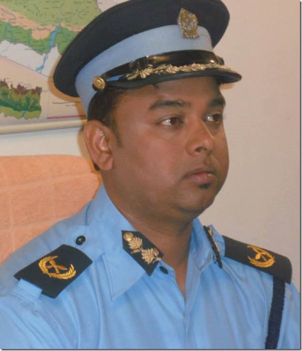 Rajendra Nath as DIG