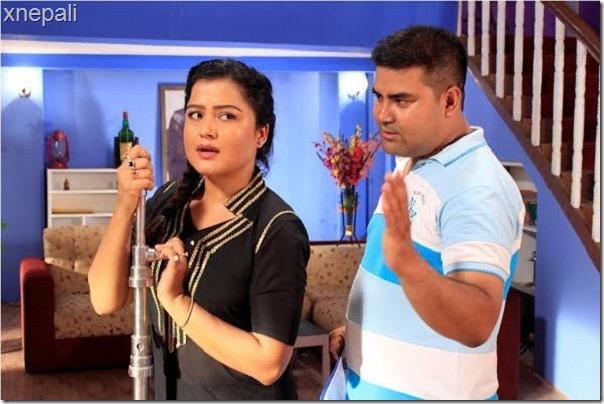 rekha thapa and shabir shrestha tathastu