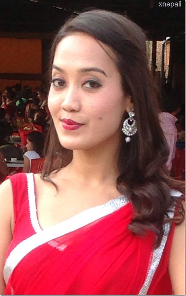 anu gurung - nishani actress (1)