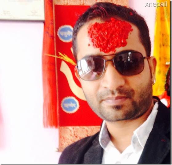 director sureshdarpan pokharel