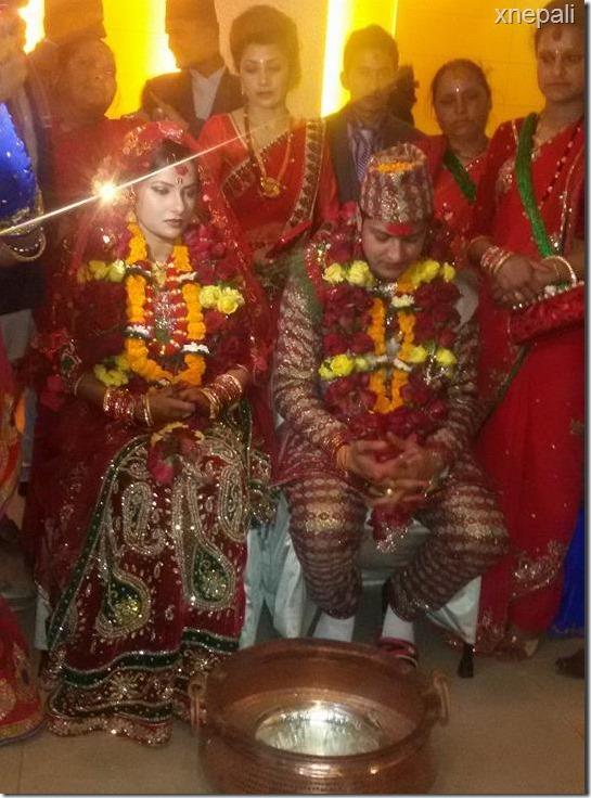 sumina ghimire and roshan sapkota marriage 3