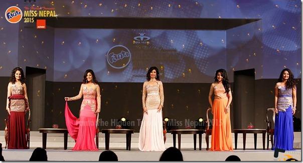 miss Nepal 2015 top 5