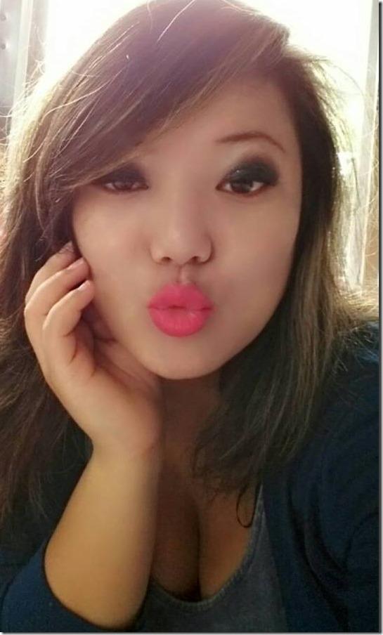 jyoti magar kiss