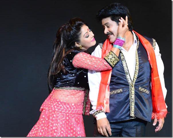 karishma and saroj khanal