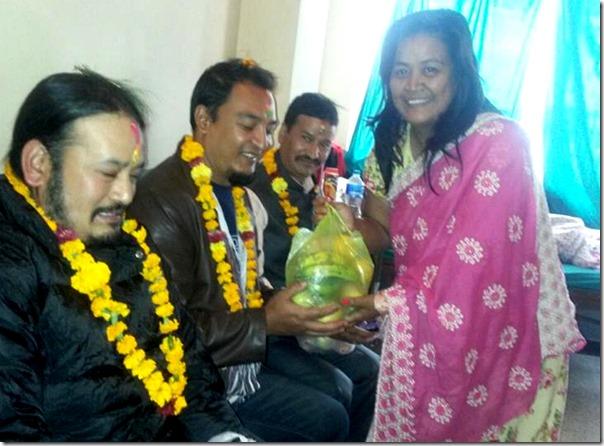 palpasa dangol chamsuri in teaching hospital