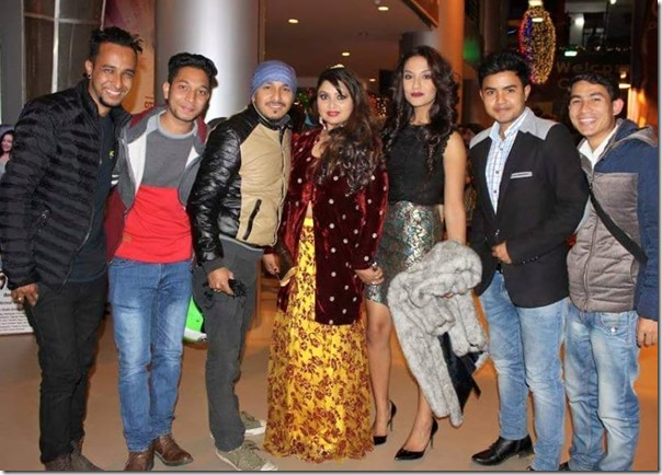 woda number chha success party