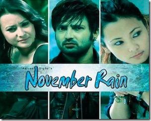 november rain-nepali movie