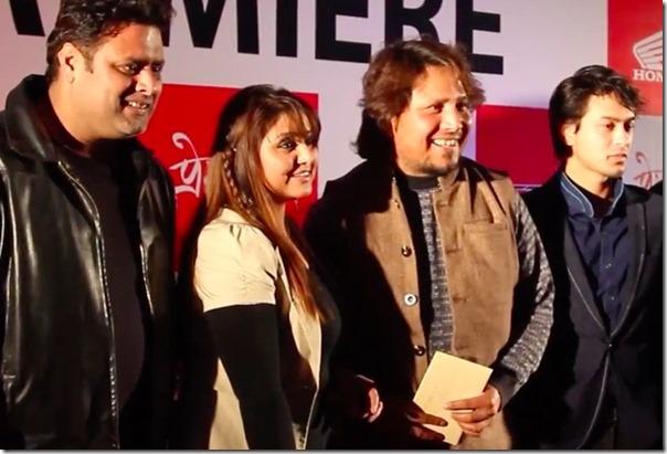 prem geet premier show deepak deepa and nirmal