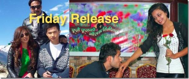 dreams and fulai fulako mausam timilai friday release