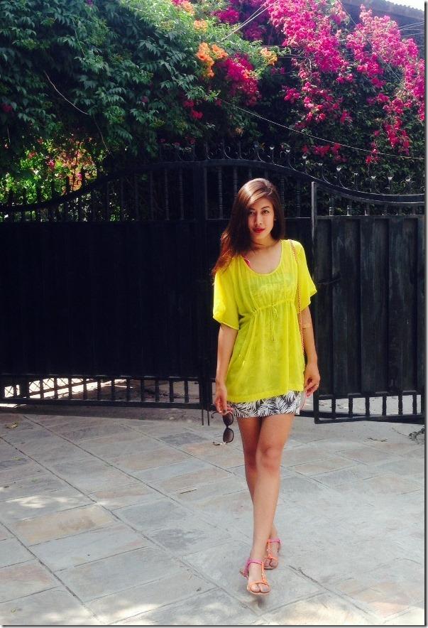 asmi shrestha miss nepal 2016 -hot shorts