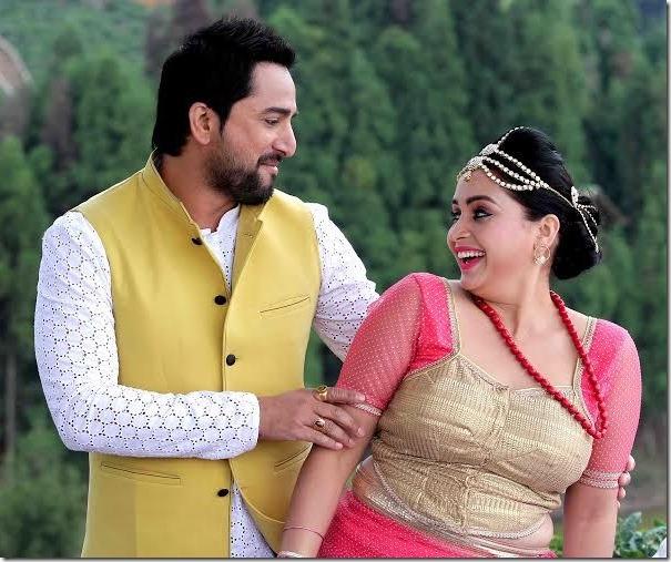 Sanchita Luitel and Jiwan Luitel in Radha5