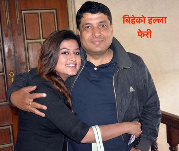 chhabi raj ojha and shilpa pokharel kismat 2 promo