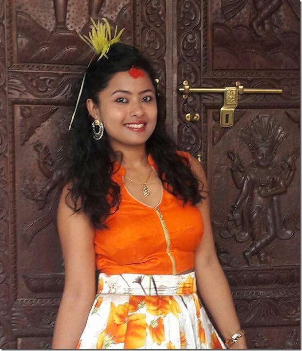 rajani kc Dashain 2016