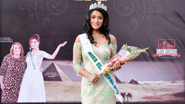 Image result for ronali amatya miss nepal 2018