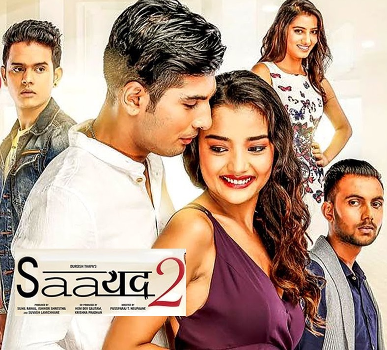 Nepali Movie - Sayaad 2 (and Sharon Shrestha, controversy)