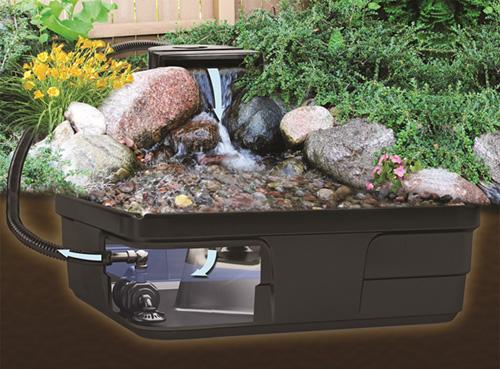 Small Space Water Gardening - Aquatic Innovators, LLC