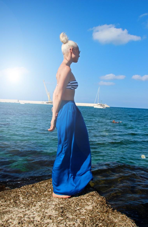 nautical bikini