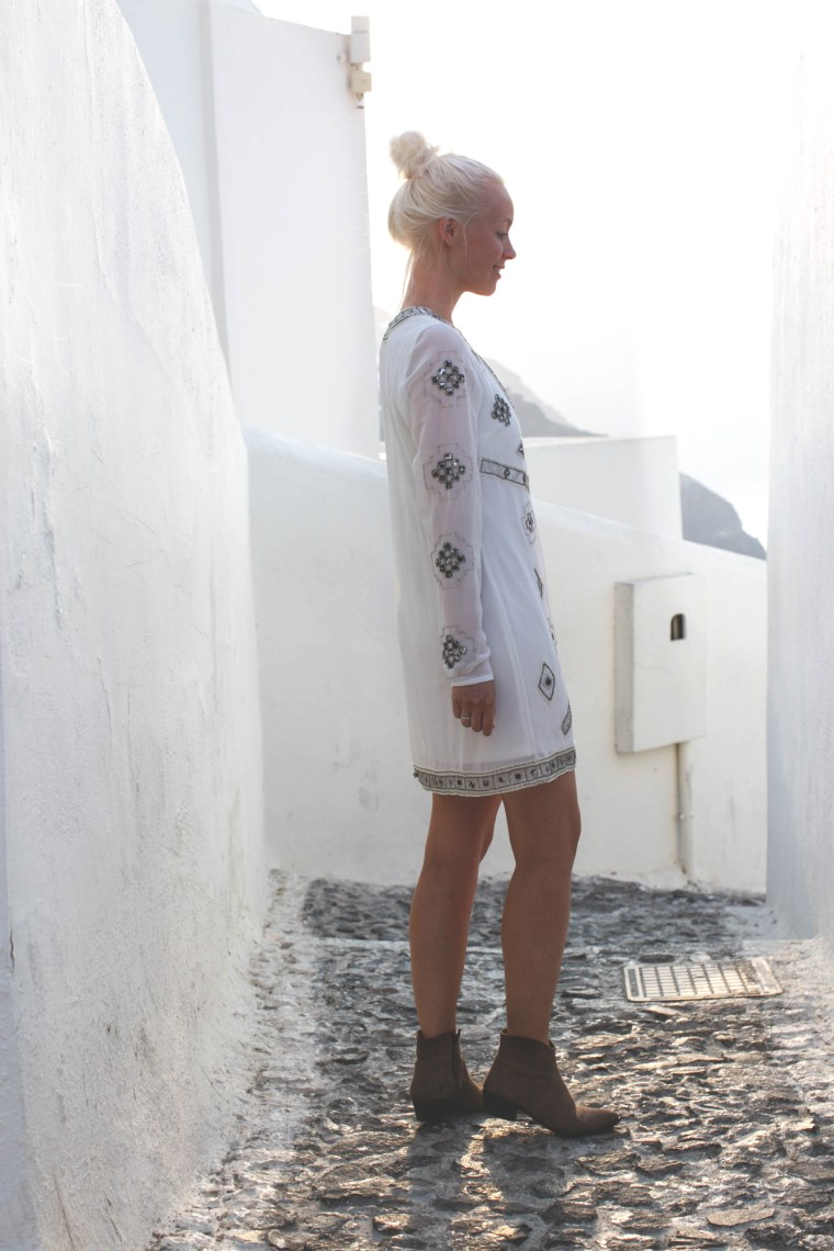 sparkle dress oia