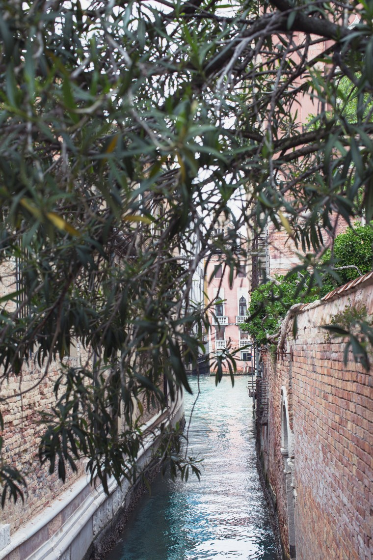 Venice leaves canal (1 of 1)