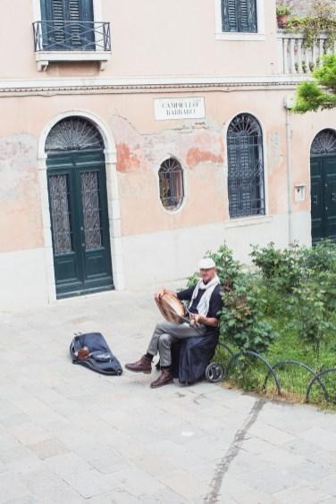 Venice street preformer (1 of 1)