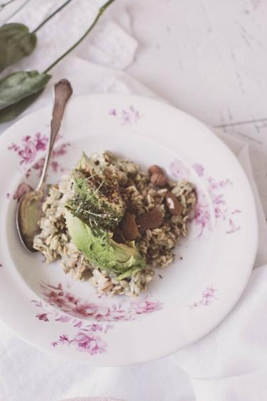 matcha porridge6