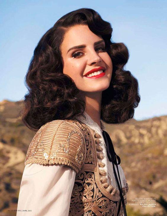 Lana Del Rey Inspired Look Celebrity Makeup Xocaligo