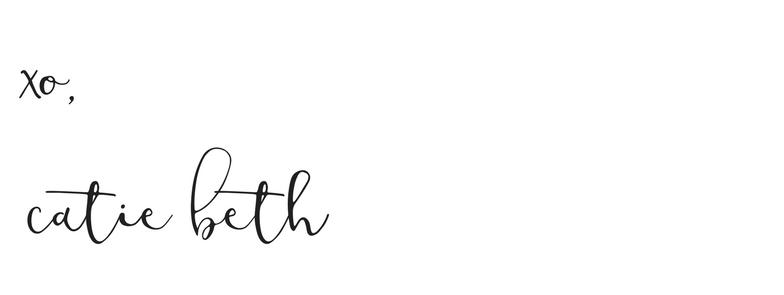 Xo, Catie Beth-17